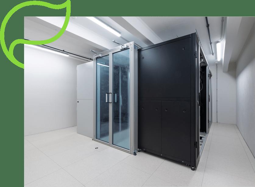 Green Data Center | Elm Data - Colocation & Dedicated Server Hosting Buffalo, NY